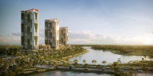 Đại gia địa ốc Nhật Bản đầu tư vào Ecopark, triển khai siêu dự án khoáng nóng - 1