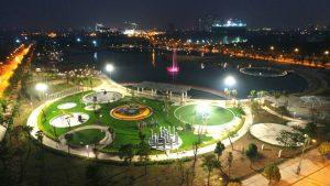Hệ thống tiện ích đồng bộ xung quanh khu đô thị Dương Nội