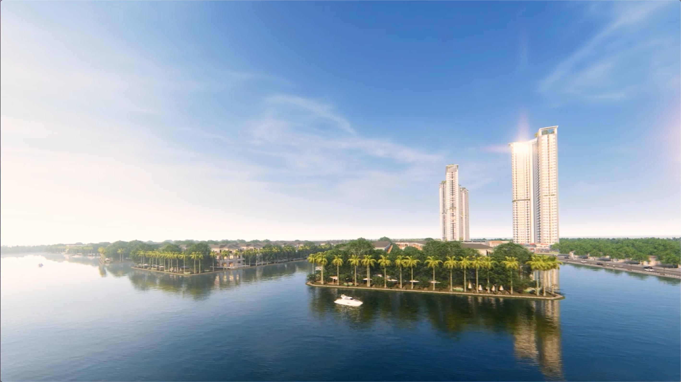 Toà S-Premium Sky Oasis Ecopark