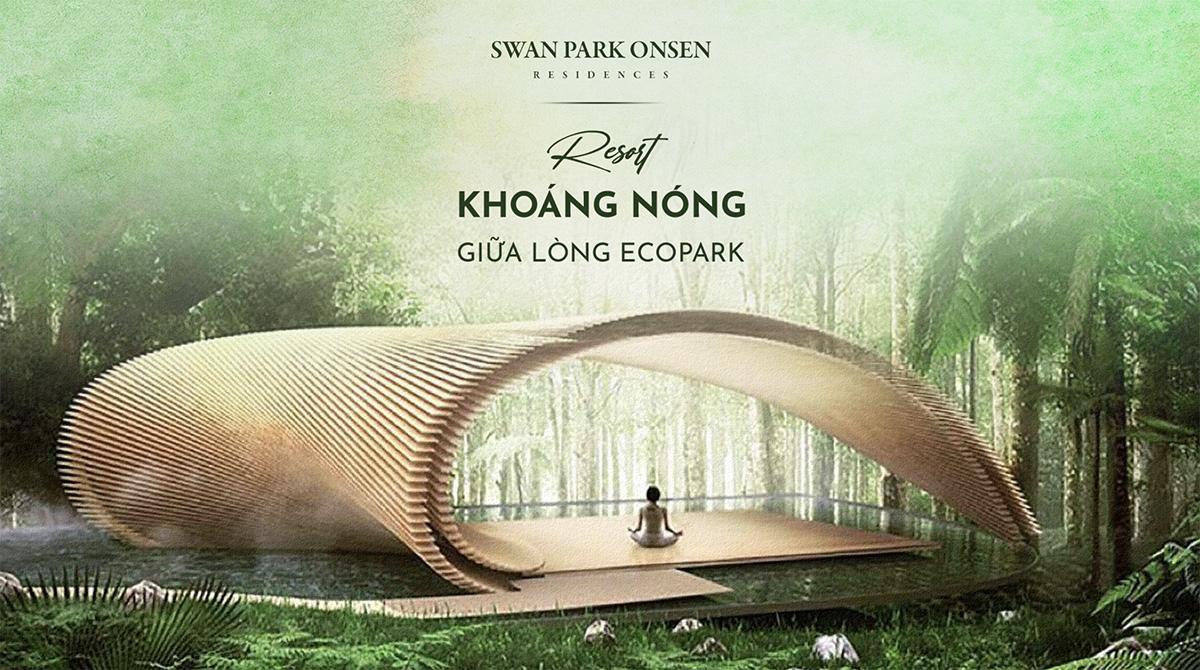Chung cư Swan Onsen Ecopark