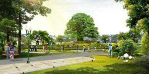 Biệt thự the Manor Central Park – Điểm đến tương lai